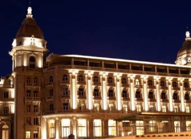 Sofitel montevideo casino carrasco spa hoteles en for Jacuzzi exterior uruguay