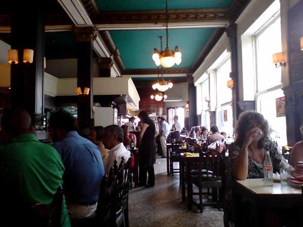 Restaurantes en Montevideo