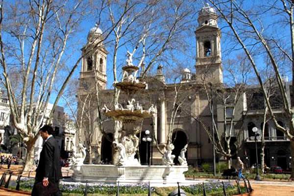 Sitios turísticos en Montevideo