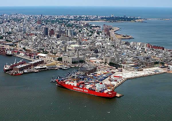 Puerto de Montevideo