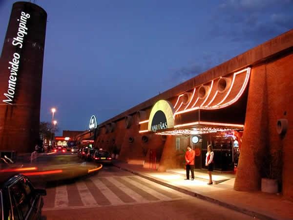 Tiendas en Montevideo